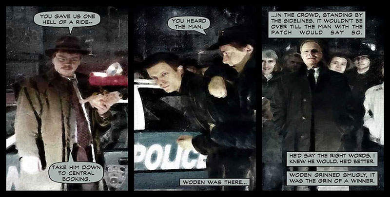 Max Payne Woden