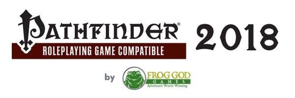 Pathfinder Frog God