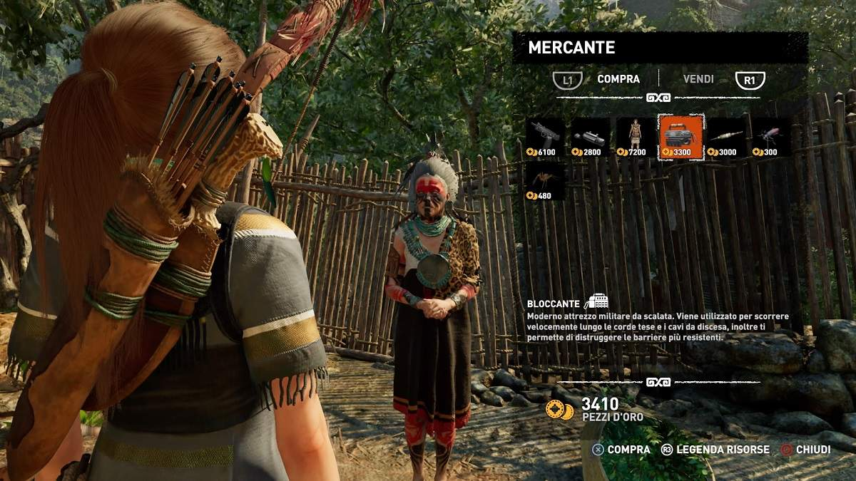 shadow of the tomb raider guida bloccante