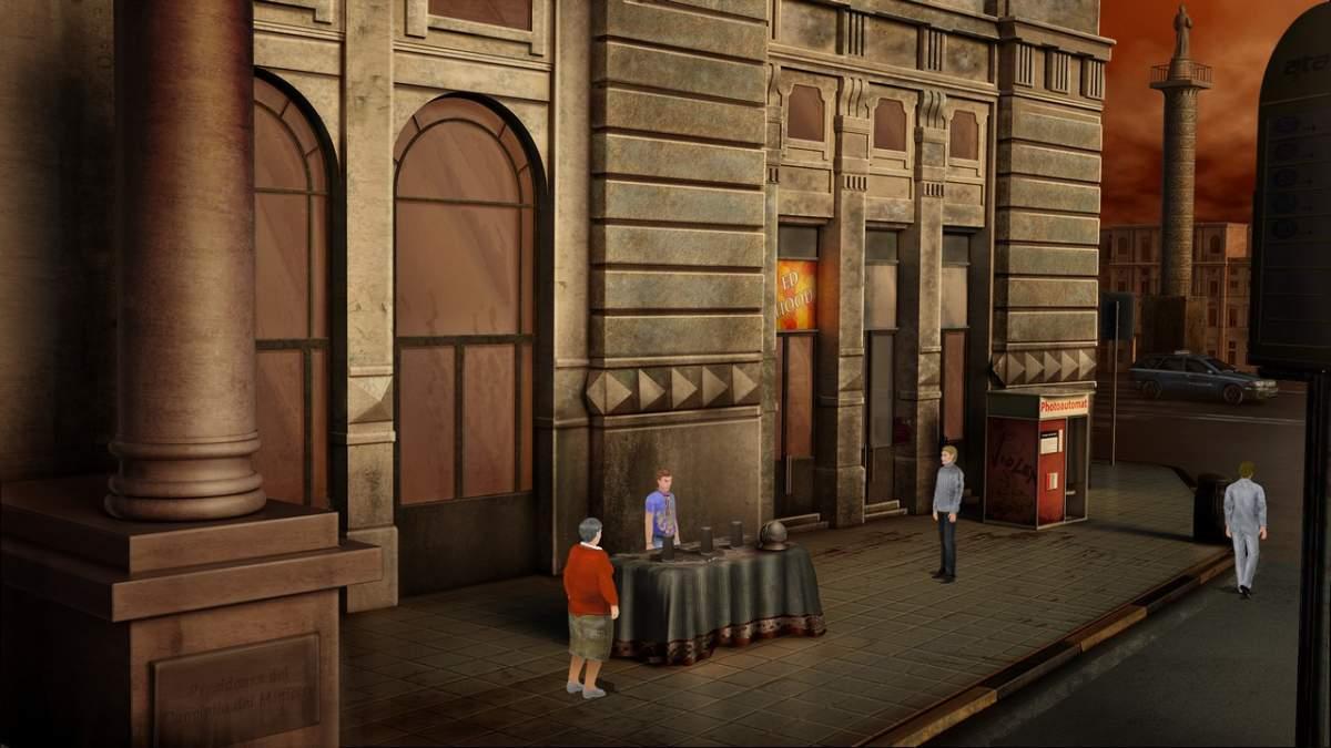 Shadow of the Vatican - Galleria Alberto Sordi