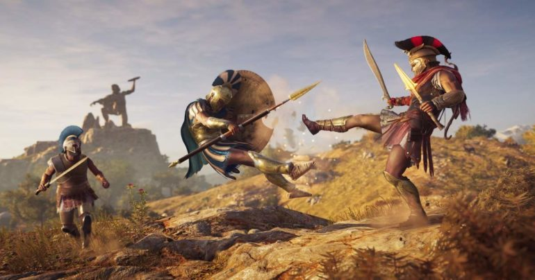 assassin's creed odyssey guida primi passi
