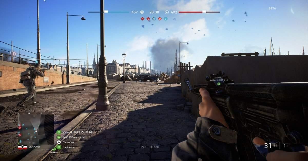 battlefield 5 mappe