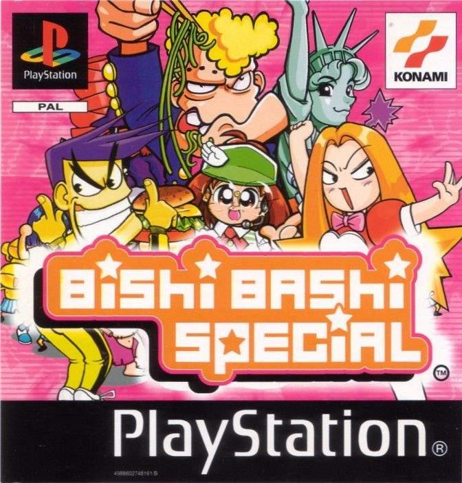 bishi bashi playstation classic