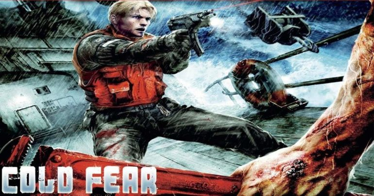 cold fear retrogaming