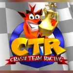 Crash team racing remake cover