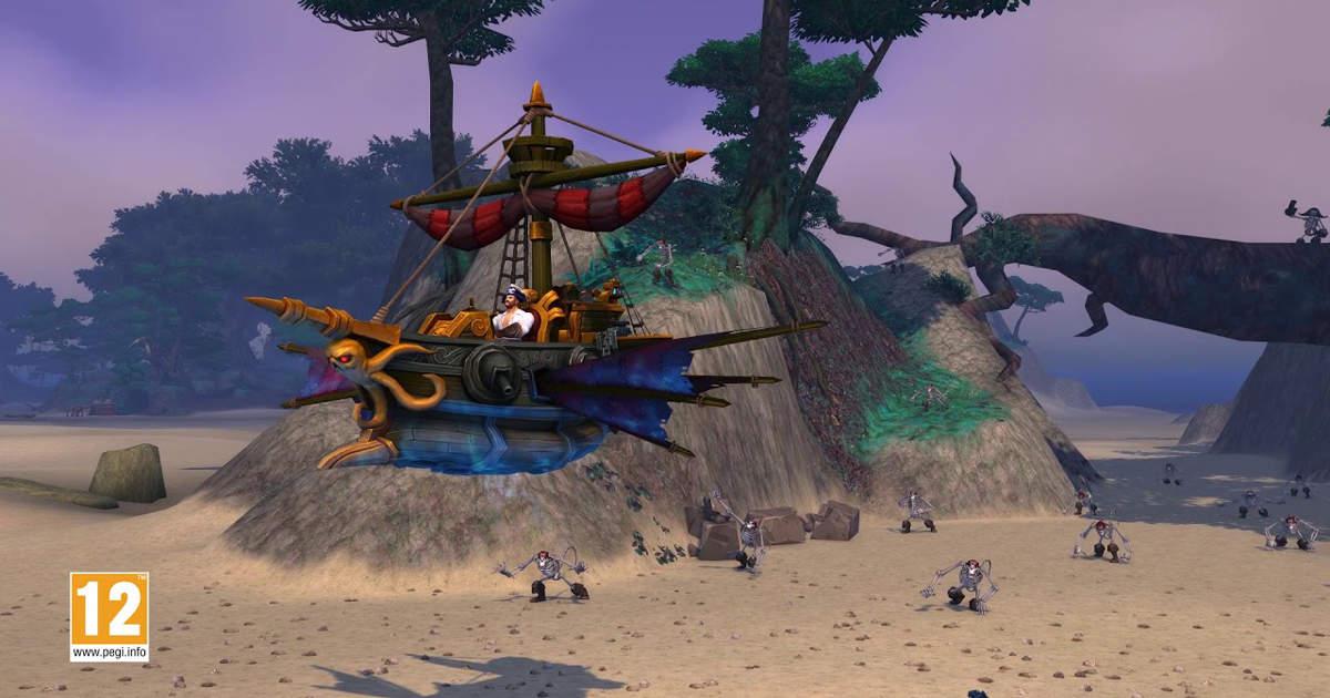 World of Warcraft, Una nuova promozione regala una fantastica cavalcatura