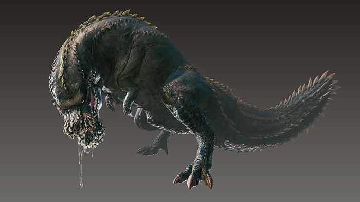Monster Hunter World deviljho
