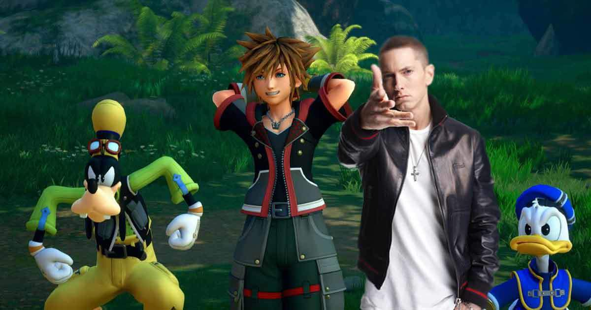 Kingdom Hearts Eminem