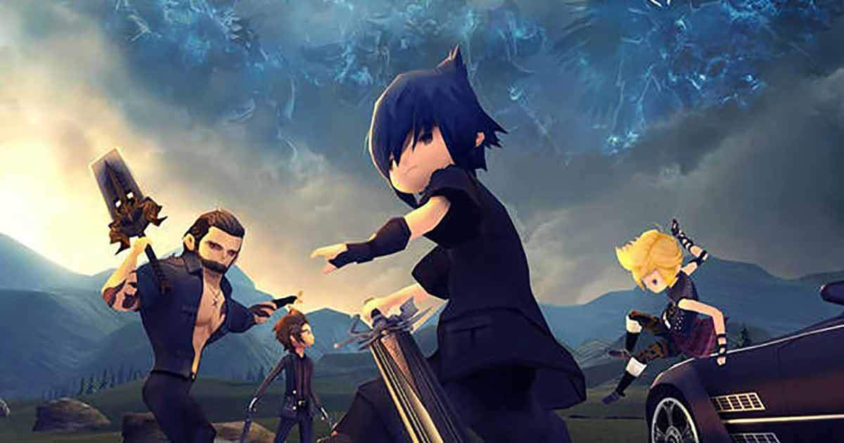 Final Fantasy XV: Pocket Edition