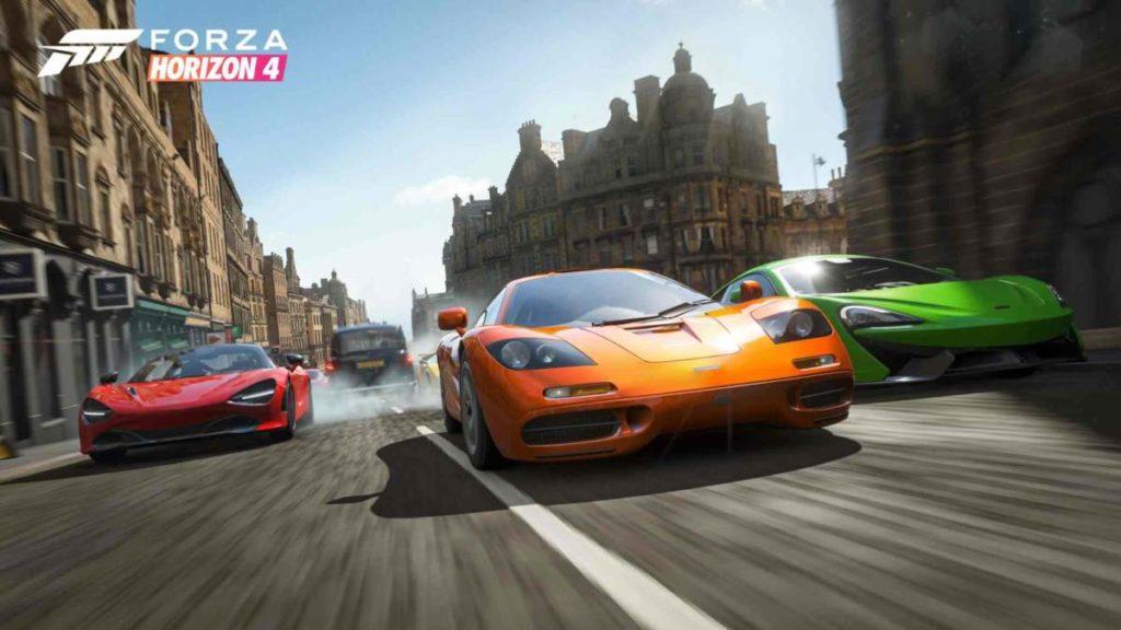 Forza Horizon 4 automobili
