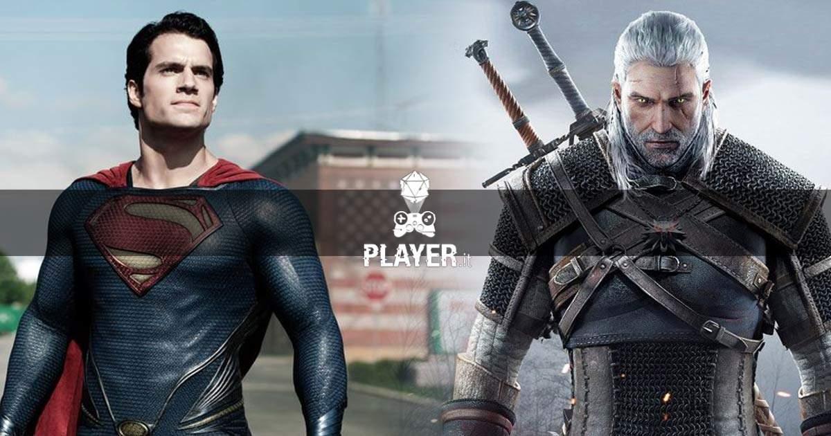Henry Cavill Geralt Netflix