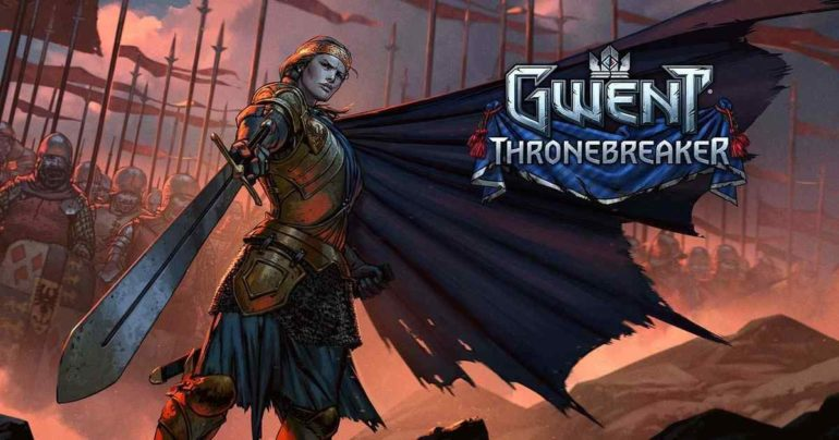 cd projekt red thronebreaker