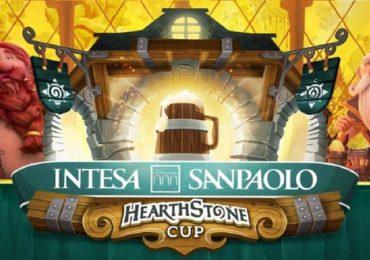 Recap | Intesa San Paolo Hearthstone Cup - Caserta