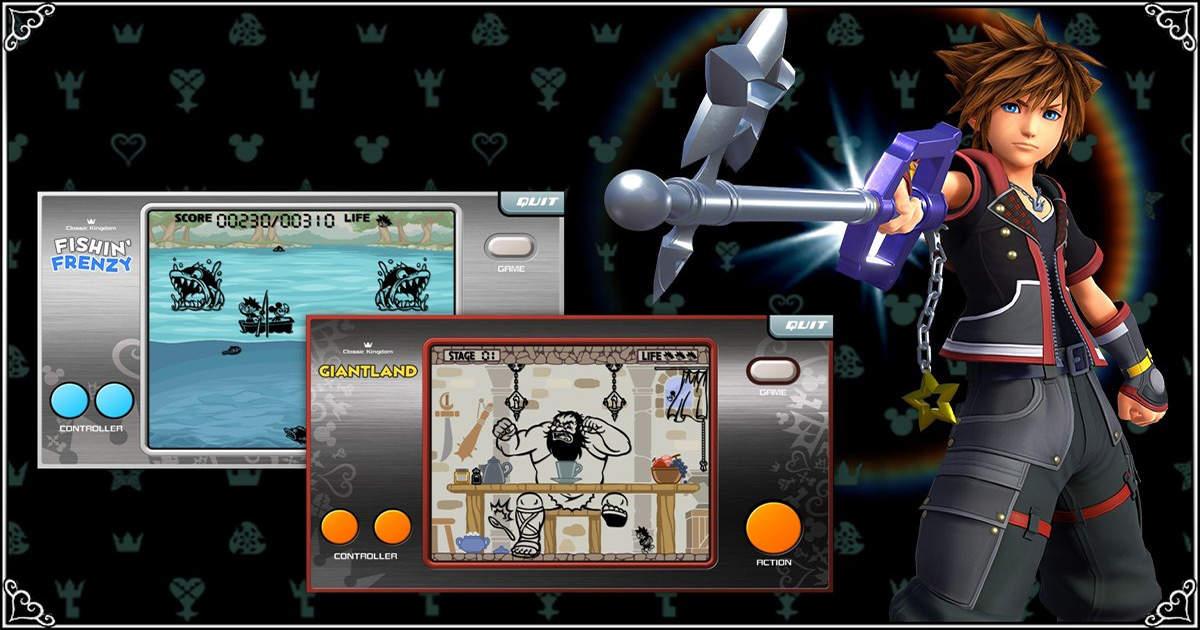 Un minigioco di Kingdom Hearts 3 sarà disponibile in KH Union X [Cross]