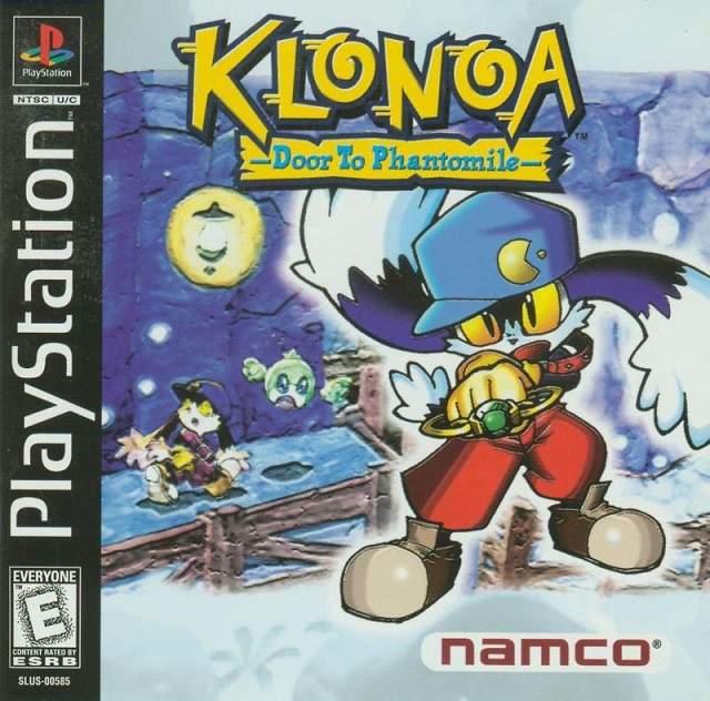 klonoa playstation classic