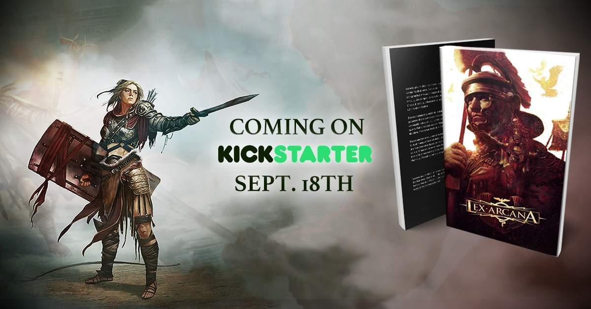 lex arcana gdr player.it kickstarter