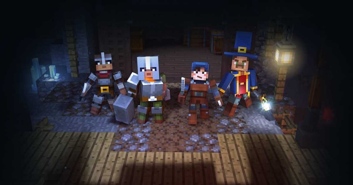 Minecraft: Dungeon