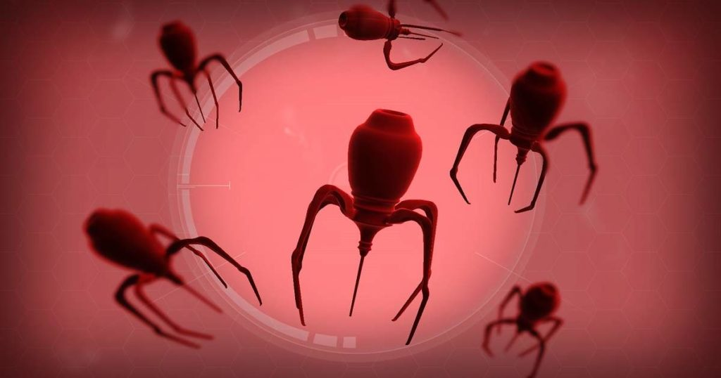 plague inc. nano virus