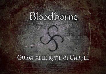 guida completa a bloodborne