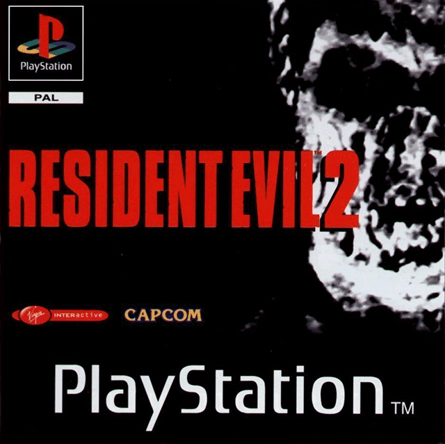 resident evil 2 playstation classic