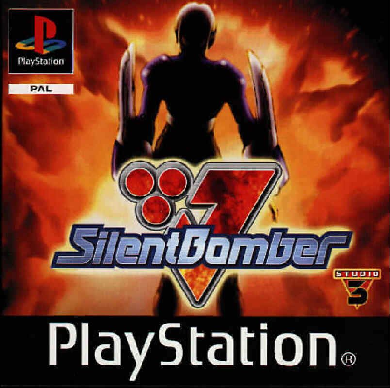 silent bomber playstation classic