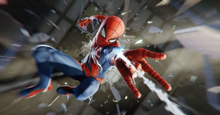 spider-man guida combattimenti