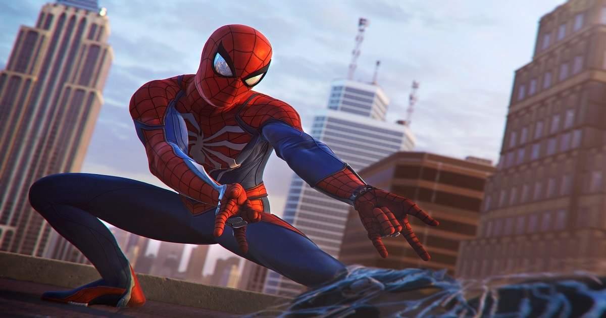 spider-man guida gadget