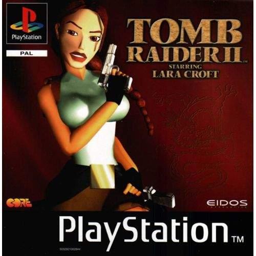 tomb raider 2 playstation classic