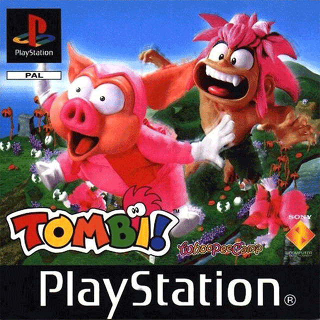 playstation classic tombi cover
