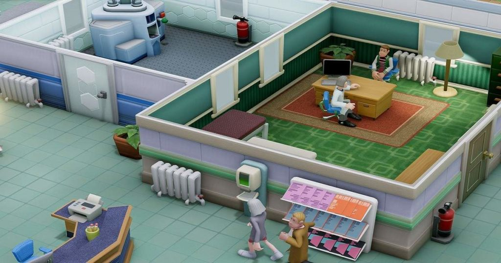two point hospital guida k points