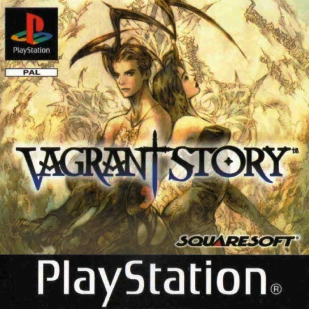 vagrant story playstation classic