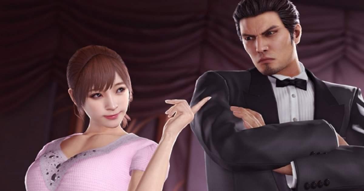 yakuza kiwami 2 hostess guida