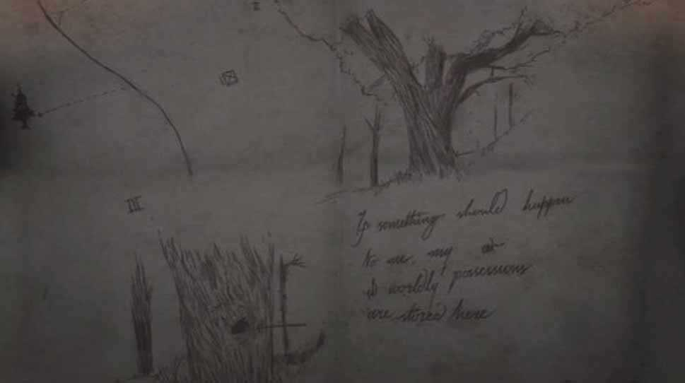 enigma mappa di chick red dead redemption 2