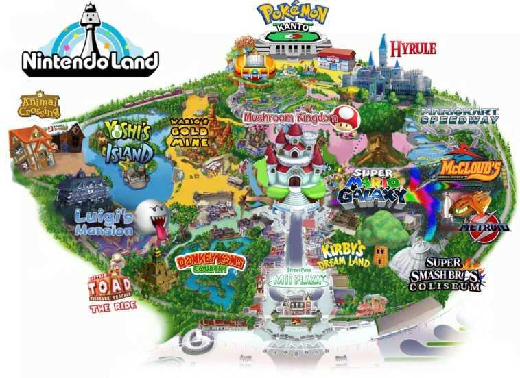 Nintendo Parco Giochi Orlando