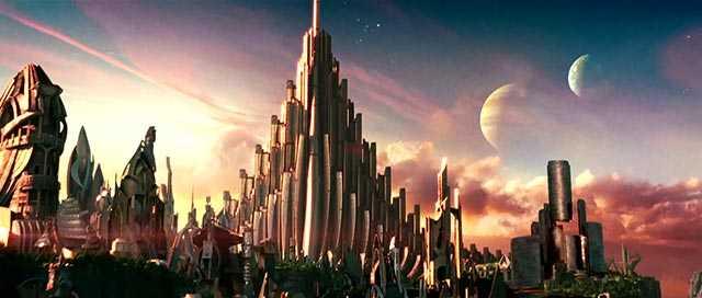 Asgard Marvel