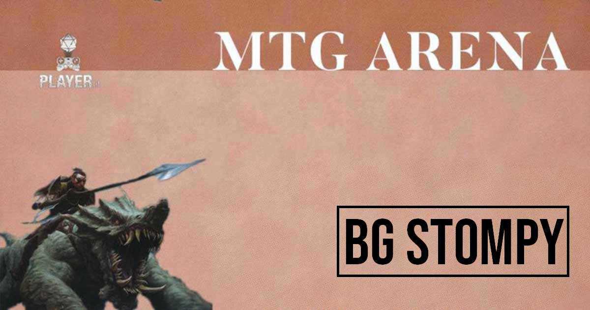 Mazzi MTG Arena BG Stompy