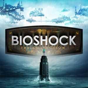 Miglior collezione sparatutto Bioshock The Collection