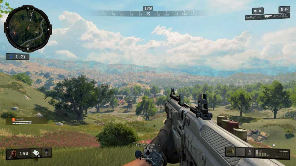 Call of Duty Black Ops 4 Battle Royale Panorama