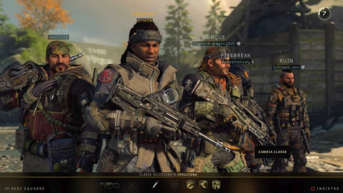 Call of Duty Black Ops 4 Competitiva 2