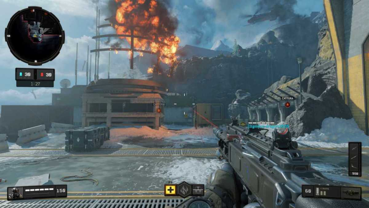 Call of Duty Black Ops 4 Competitiva 4