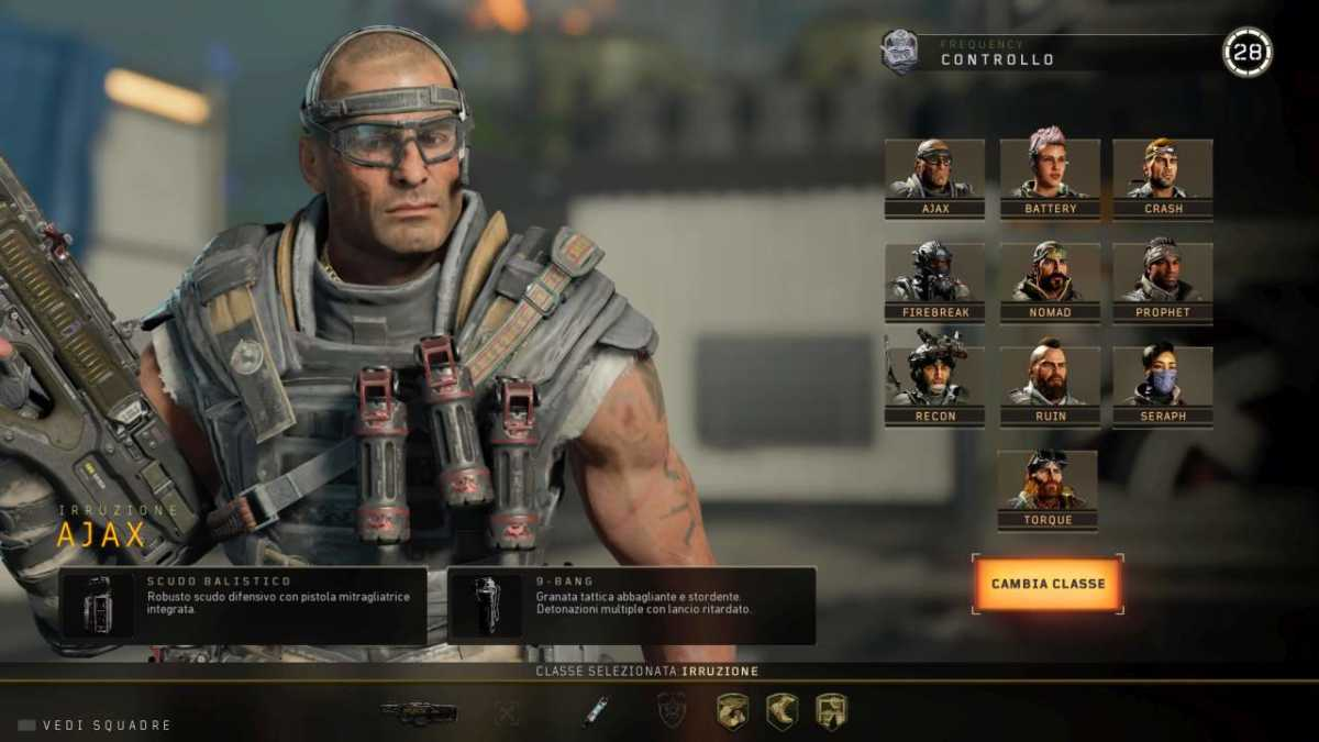Call of Duty Black Ops 4 Competitiva Specialisti