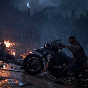 Days Gone screenshot moto posticipato 2019