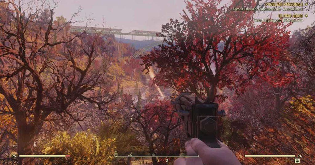 L'autunno tossico di Fallout 76