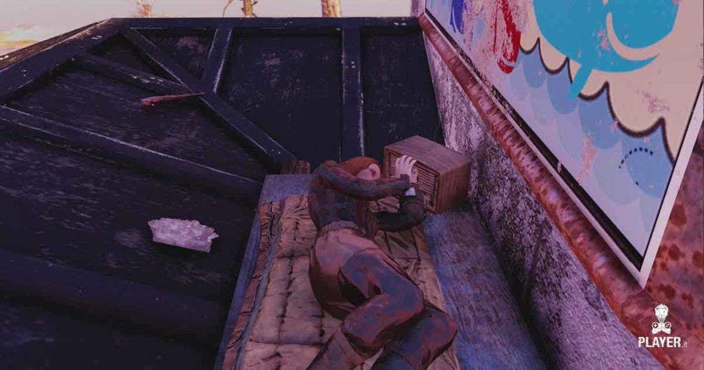 In Fallout 76 è possibile contrarre malattie