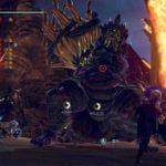 God Eater 3 aragami battle