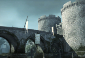 Italy&Videogames Assassin's Creed Brotherhood - Castel dell'Ovo