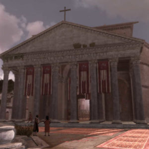 Italy&Videogames Assassin's Creed Brotherhood - Pantheon