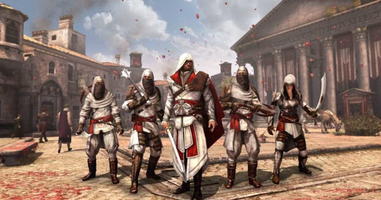 Italy&Videogames Assassin's Creed Brotherhood