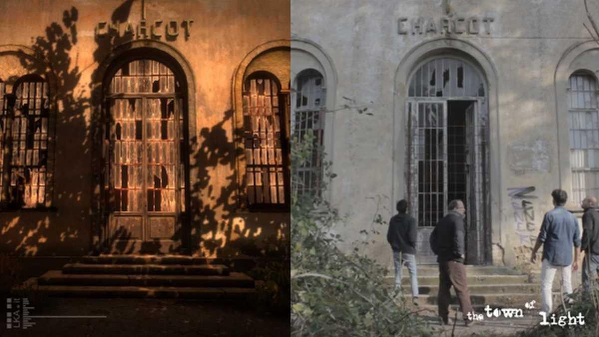 Italy&Videogames. The Town of Light, follia dell'ex ospedale psichiatrico di Volterra - padiglione Charcot