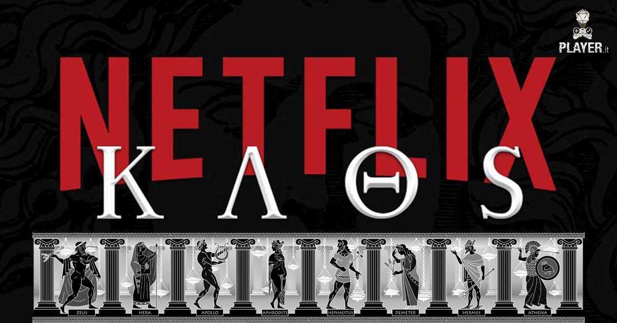 Kaos su Netflix